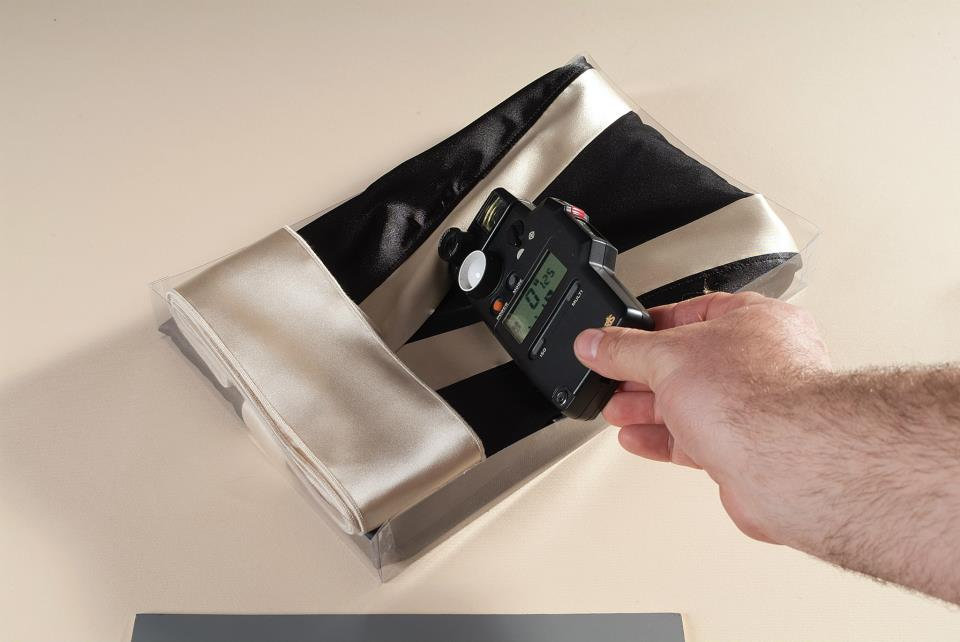 флашметър - правилно измерване на експозиция