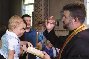 снимки за кръщене