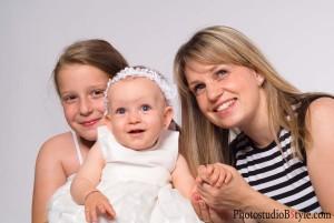 Детска фотография проект Майки и дъщери