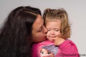 Детска фотосесия проект Майки и дъщери